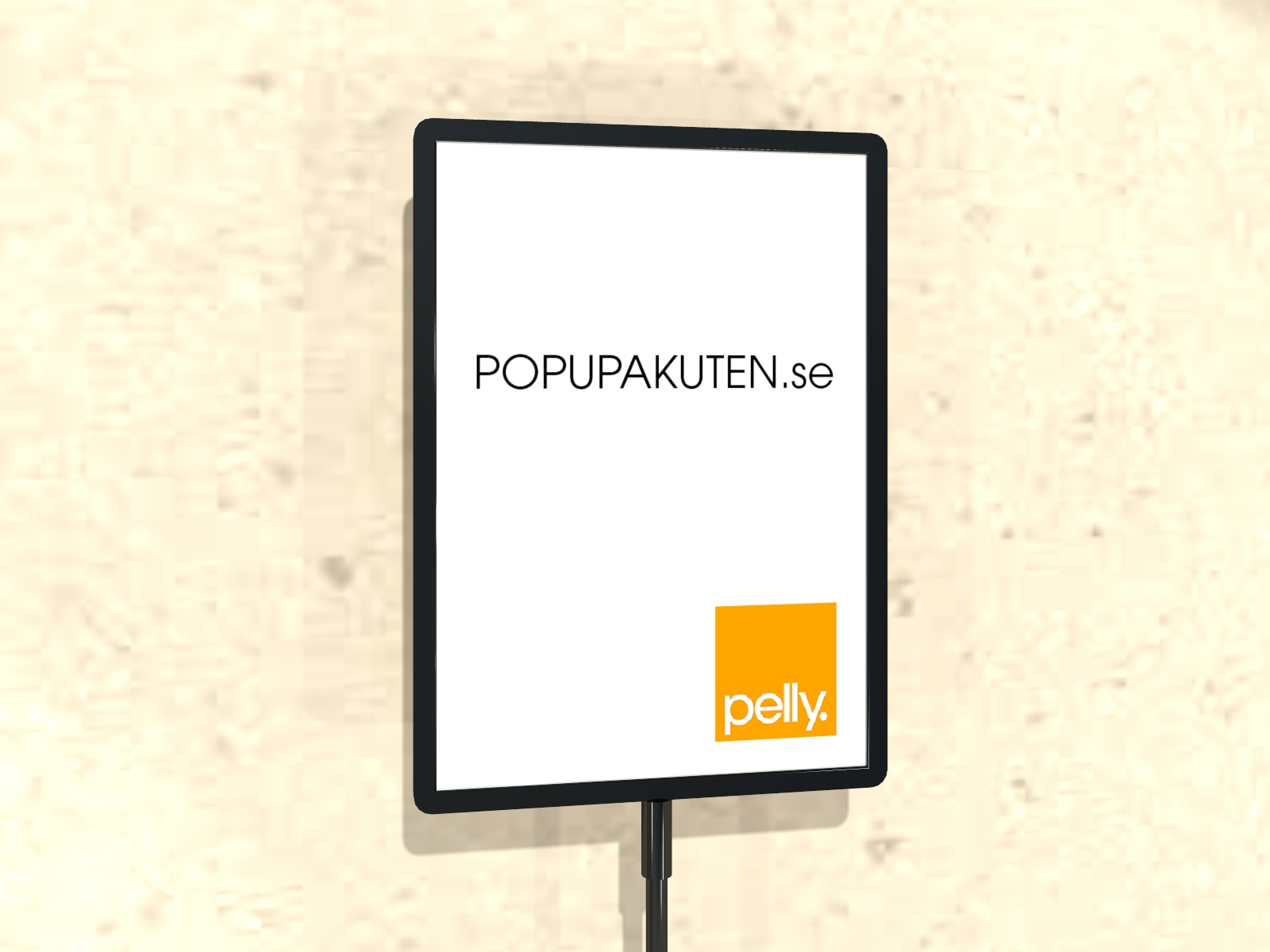 popupakuten_Profil Skylt for exporam